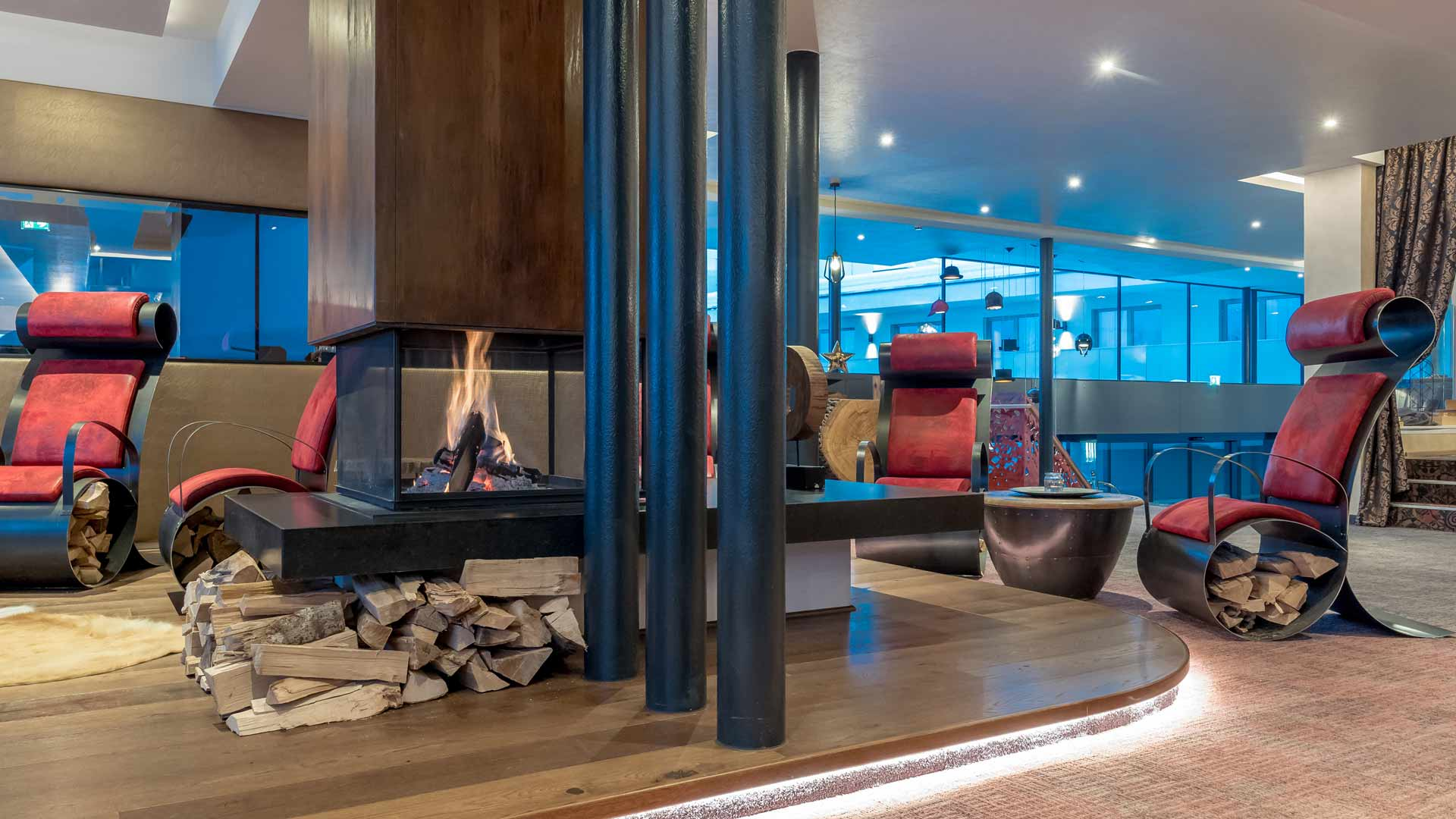 Lodge-Hausbar IDEAL - Sporthotel IDEAL *** superior